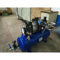 菲恩特ZTV02空气增压泵/不锈钢气体增压阀价格 压缩气动增压泵