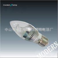 批发供应ML003 3*1W  LED灯泡(图)
