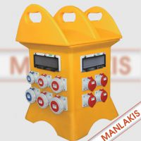 上曼电气 MX-BZS3-3001检修插座箱 便携式检修箱上海上曼电气厂家