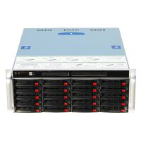 拓普龙TOPLOONG R465-20A 24盘位存储阵列柜 标准4U存储阵列柜