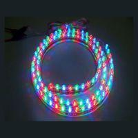 定制批发硅胶软灯条 led长城灯条 双排软灯带 F5低压硅胶灯带