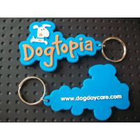 厂家定做礼品钥匙扣 创意时尚钥匙挂件 小礼品定制 LED钥匙扣