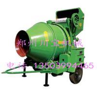 家专利 混凝土搅拌输送一体机 搅拌拖泵 全国高配