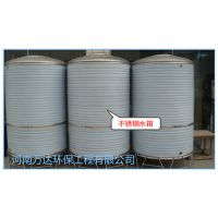 不锈钢圆柱形水箱 卧式不锈钢水箱价格