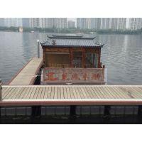 上海出售木船画舫船 电动观光船 玻璃钢旅游船 工艺船服务类船
