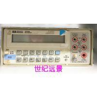 供应惠普HP台式万用表3478A|二手台式万用表