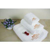 纯棉毛巾外贸出口,国内酒店宾馆
