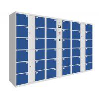 供应东中立12门JJ-ICG1880-12电子刷卡感应寄存柜