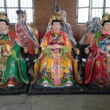 树脂玻璃钢工艺 寺庙佛像订做 三霄娘娘 送子娘娘