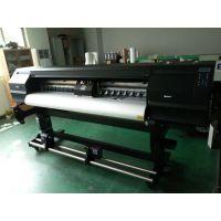 双头5113数码印花机服装布料热转印打印机热升华打印机