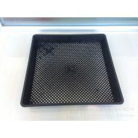厂家直销 正方形金线莲育苗盘 42*42芽菜盘 种植盆育苗平盘