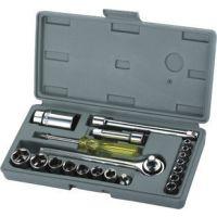 组合工具套装 套筒组套工具21件套 扳手批发现货盒装汽修摩托车