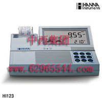 HANNA-HI123哈纳高精度水质检测仪  M338762