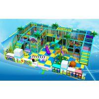 电动淘气堡 蓝图游乐 儿童冒险乐园