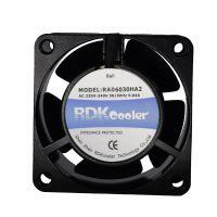 供应6030散热风扇 医疗设备散热风扇 RDKcooler瑞迪克原厂生产