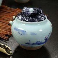 陶瓷茶叶罐厂家,专业定制陶瓷茶叶罐