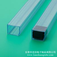 商家供应连接器真空管 多种型号连接器包装管 大量批发塑料包装管