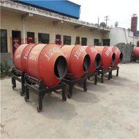 混凝土滚筒搅拌机,良运机械(图),350混凝土滚筒搅拌机