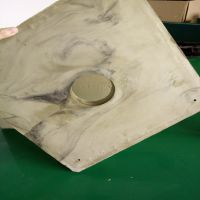 兴宏发PU高仿木LOGO硬泡 外墙环保保温板 强力隔热保温材料