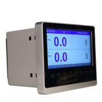 supmea/美仪 SUP-6000C彩屏无纸记录仪 大屏无纸记录仪 温度记录仪