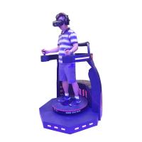 VR主题乐园自由激战 9DvR虚拟现实主题公园体验馆设备