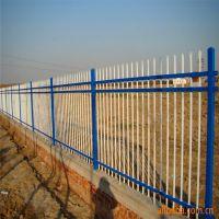 大连九州生产别墅小区建设护栏 墙院防盗围墙栅栏 围墙热镀锌钢制