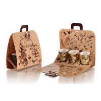 创意手提绳牛皮纸袋纸塑料礼品袋定制免设计高档纸盒袋手提袋制作