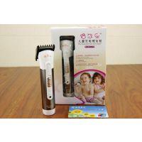 L0202儿童充电理发器 宝宝剪发电推子婴儿童静音剃头刀