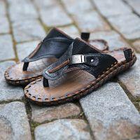 厂家直销2015夏季凉拖鞋 男士明星同款人字拖鞋 休闲沙滩凉鞋批发