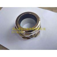 黄铜镀镍电缆防水接头规格|金属密封葛兰头型号
