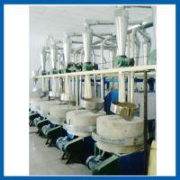 小型石磨面粉机 石磨面粉机单机 面粉加工成套设备 粮食石磨机械