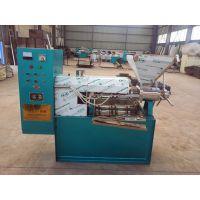 供应压榨食用油设备 自动螺旋榨油机 商用榨油机 100型花生榨油机