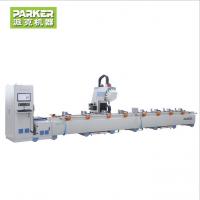 工业铝加工专用三轴高速重载加工中心 派克厂家直销 轨道交通配件加工设备