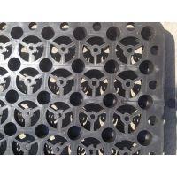 供应H20mm工程专用欧美亚耐老化HDPE蓄排水板,尺寸50cm*50cm