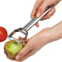 达盛AL-139 17.5*6.5*1.5 不锈钢削皮器/水果去皮器/多功能刨刀 /瓜刨刀/去皮