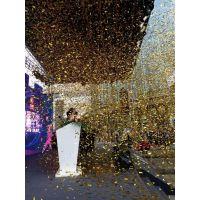广州舞台彩虹机出租,大型气体彩虹机出租,喷射纸花设备租赁