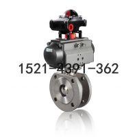 Q671F-16P AT型带信号反馈式气动意式超薄型球阀