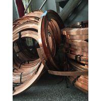 日菱厂家直销T2紫铜排 紫铜卷排 规格齐全 量大价优