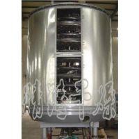 真空盘式连续烘干机 干燥晶体颗粒用盘式干燥机精铸直销