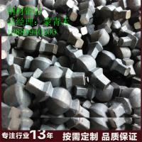 广东乐从45#板管锻打件加工45#锻造圆形/方形/环形/轴类45号钢锻件