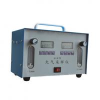 大气采样器 QC-2 双流路采样 可编程设定采样时间 0.1~1.2L/min