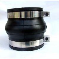 供应GJQ(X)-KG卡箍式可曲挠橡胶接头银川直销处