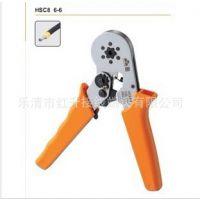 原厂正品 华胜工具 迷你型自调式 管型端子压线钳 HSC8 6-6