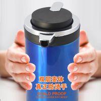 不锈钢电壶保温壶2L 加热保温电热水壶快速烧水壶电水壶自动断电