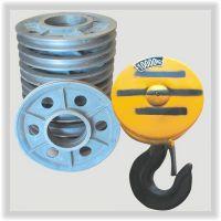 供应钢丝绳电动葫芦配件/优质电动葫芦吊钩价格/豫远牌起重机配件