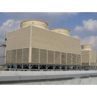 山东菱电方形逆流式冷却塔