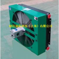 剑邑牌ELH系列自动变速箱液力传动油液压油两用型液压马达驱动式风冷散热器冷却器