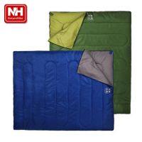 包邮NatureHike户外双人旅行超大睡袋真正无拼接温暖浪漫双人睡袋