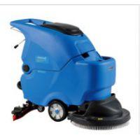 容恩R56BT电瓶式自动洗地机|工厂手推式洗地机商场超市车库车间用