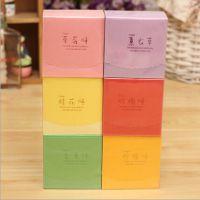 韩国文具 可爱兔香味单色加厚彩色折纸 千纸鹤折纸400张
